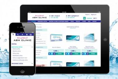 Nova ABM Clinic Internet Prodavnica kontaktnih sočiva