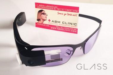 Google Glass sa dioptrijom?