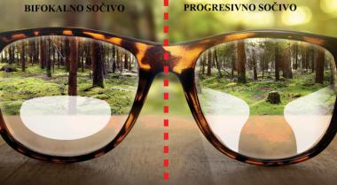Progresivne naočare