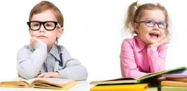 Problemi sa vidom kod dece školskog uzrasta