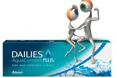 Dnevna sočiva – Dailies Aqua Comfort Plus