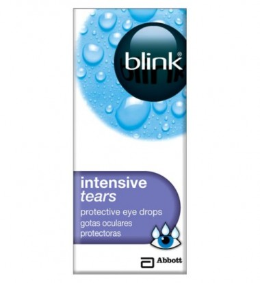 Blink Intensive  i Blink Contacts