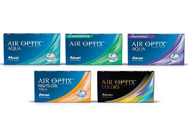 Air Optix novo pakovanje mesečnih sočiva