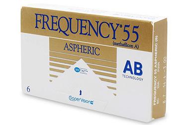 Cooper Vision Frequency 55AS mesečna kontaktna sočiva