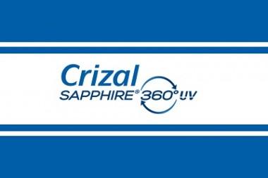 Crizal® Sapphire 360˚ UV