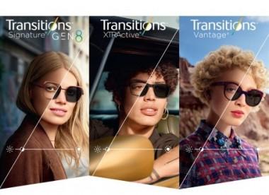 ESSILOR TRANSITIONS® GENERACIJA 8
