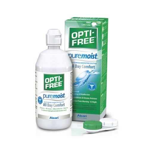 ALCON - OPTI-FREE PURE MOIST 300 ml