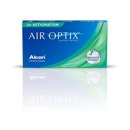 ALCON (CIBA VISION) Air Optix for Astigmatism 3