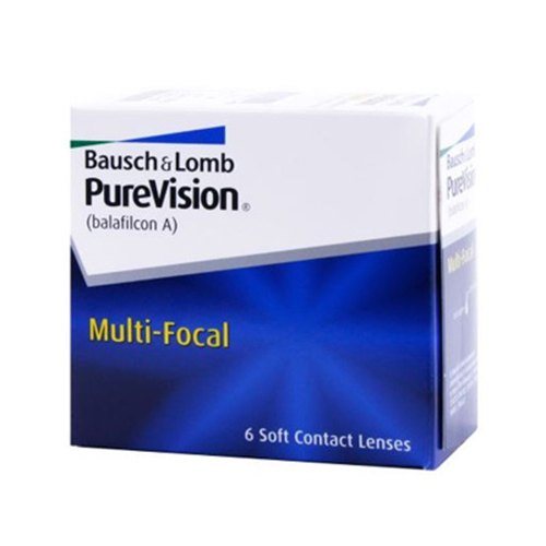 BAUSCH & LOMB PURE VISION MULTIFOCAL