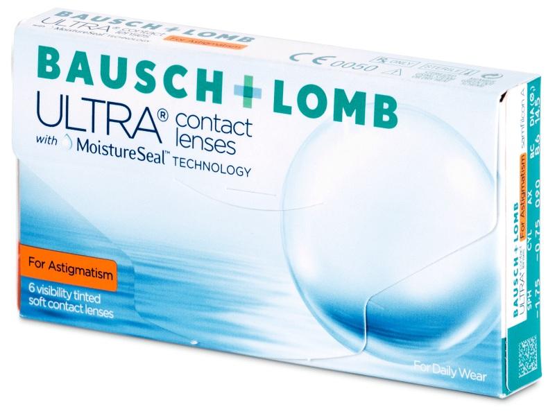 BAUSCH & LOMB ULTRA TORIC (6 kom)