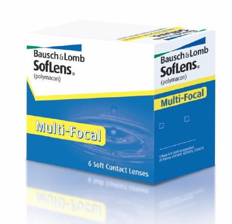 BAUSCH & LOMB SOFLENS MULTIFOKAL (6 kom