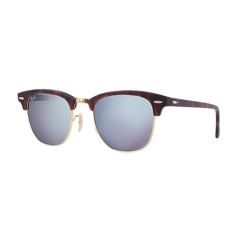 Ray Ban Clubmaster Flash RB3016 114530