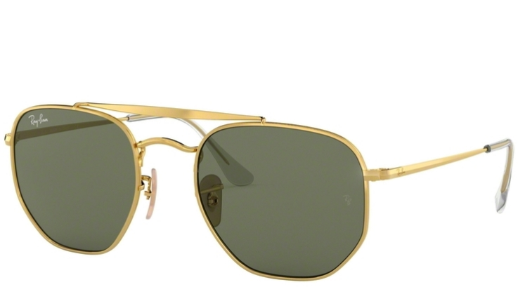 Ray Ban THE  MARSHAL RB3648 001 51