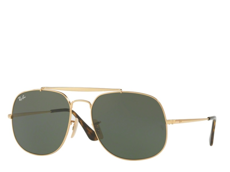 Ray Ban THE GENERAL RB3561 001 57