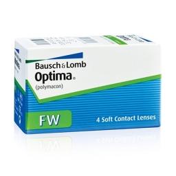 BAUSCH & LOMB OPTIMA FW (4 kom)