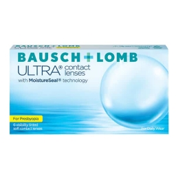 BAUSCH & LOMB ULTRA MULTIFOCAL (6 kom)