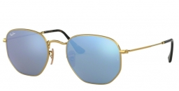 Ray Ban HEXAGONAL RB3548N 001/90 51