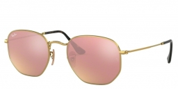 Ray Ban HEXAGONAL RB3548N 001/Z2 51