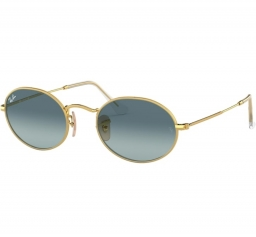 Ray Ban OVAL RB3547 001/3M 54