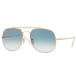 Ray Ban THE GENERAL RB3561 001/3F 57