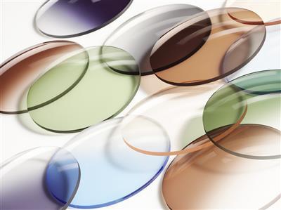 Stakla i boje za naočare za sunce sa dioptrijom