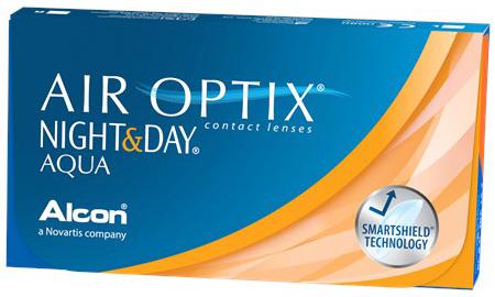 Alcon Air Optix Nigh & Day mesečna sočiva