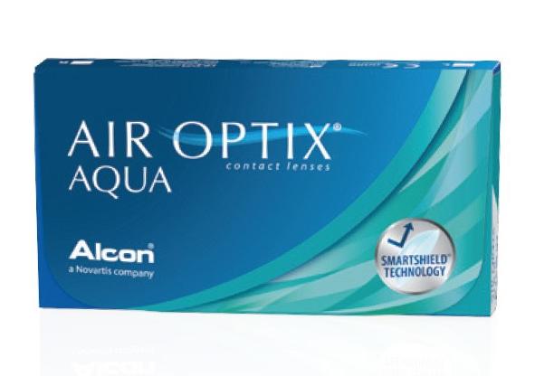 Alcon Air Optix Aqua kontaktna sočiva