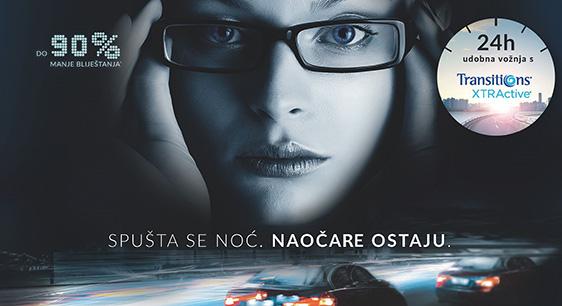 Eyedrive naočare za noćnu vožnju - do 90% manje bleštanja