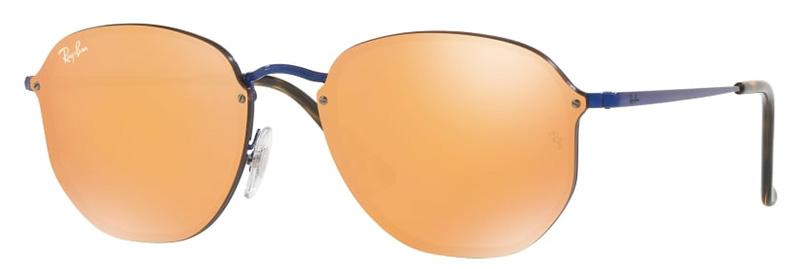 RB3579N narandžaste Ray Ban naočare za sunce Blaze