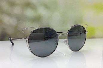 VO4048S 323/6G 52 Srebrne Vogue naočare za sunce iz kolekcije 2017