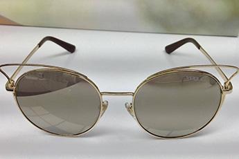 VO4048S 848/5A zlatne Vogue naočare za sunce iz kolekcije 2017