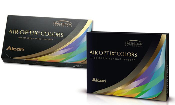 Air optix color sočiva u boji sa dioptrijom i bez dioptrije