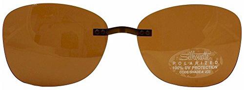Silhouette dodatak koji naočare za vid pretvara u naočare za sunce