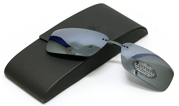 Silhouette dodatak za naočare koji naočare za vid pretvara u naočare za sunce