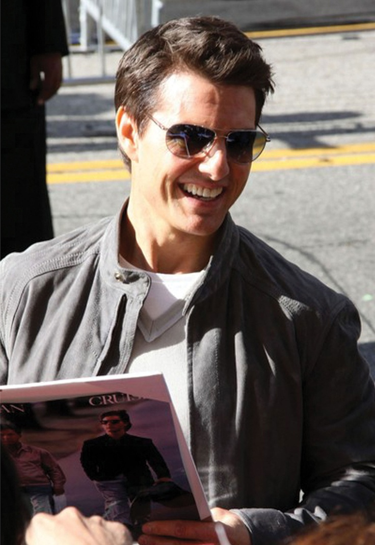 Tom Cruise  SILHOUETTE naočare za sunce