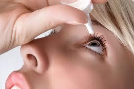 Kapi za oči protiv glaukoma