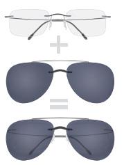 Silhuette naočare za vid i dodaci za sunce
