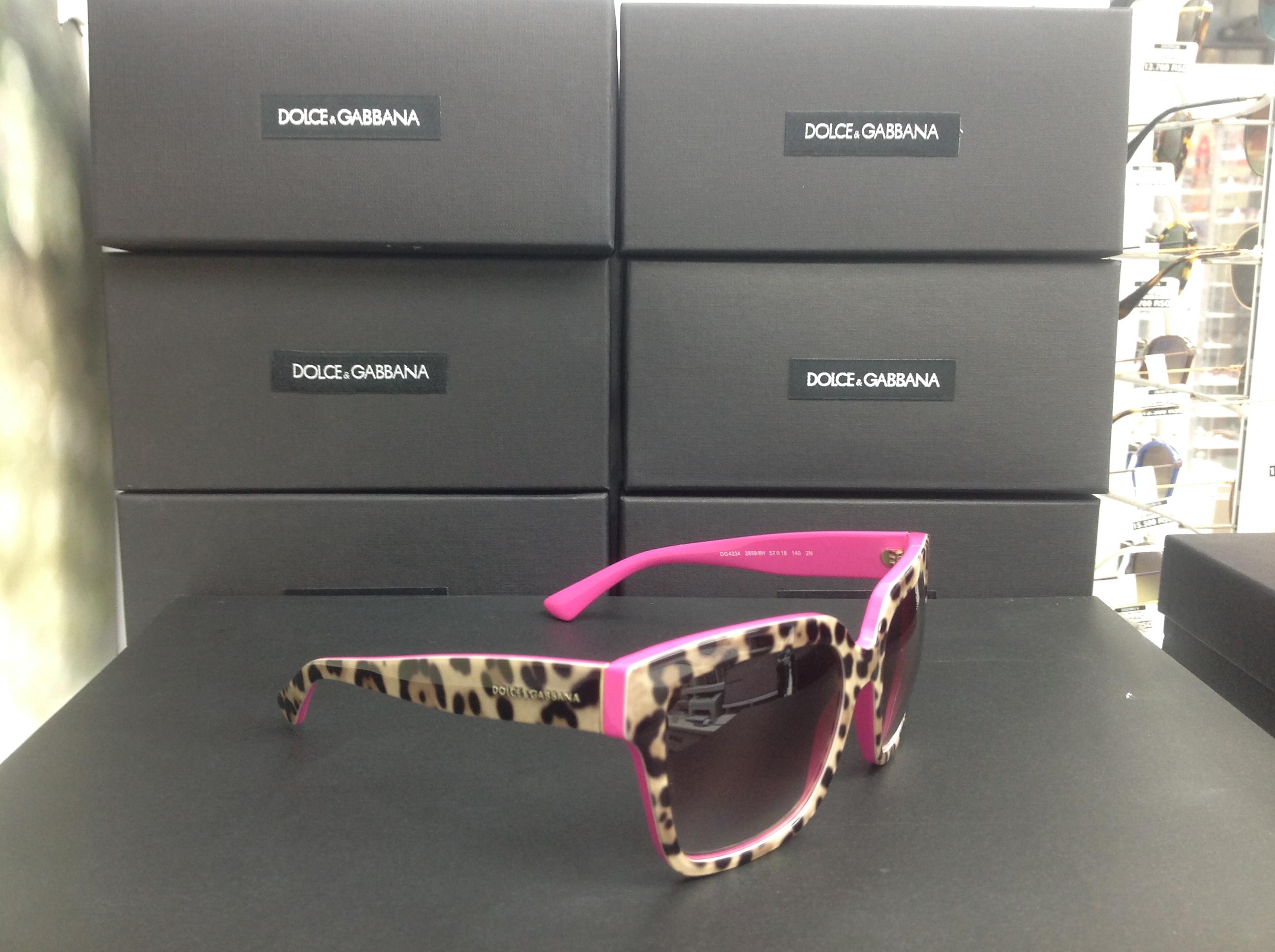 Dolce&Gabbana DG4234 2859/8H 57 sunčane naočare