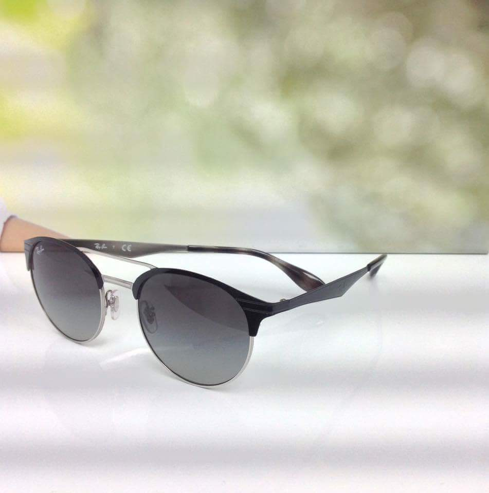 Ray Ban RB3545 900411 51,54 crne naočare za sunce