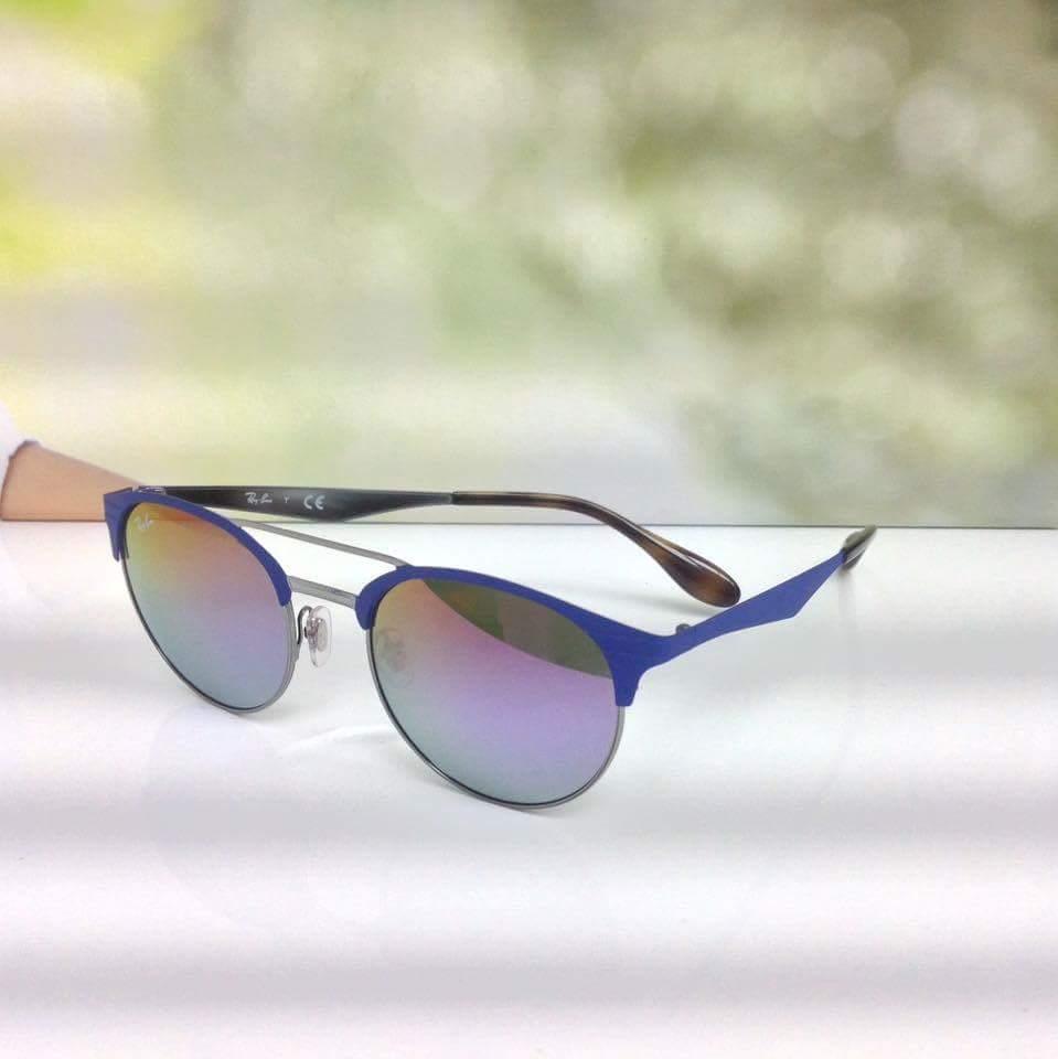 Ray Ban RB3545 9005A9 51, 54  naočare sa efektom ogledala
