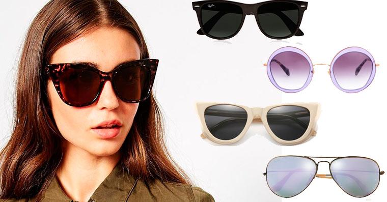 Naočare za sunce prema obliku lica