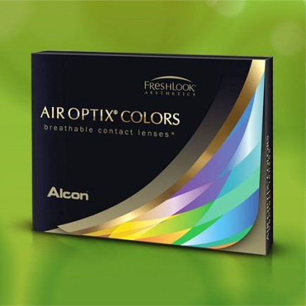 Air Optix Colors kontaktna sočiva u boji u kutiji