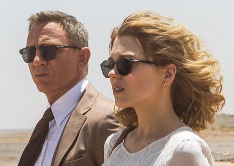 Daniel Craig nosi Tom Ford Henry FT0248 naočare za sunce