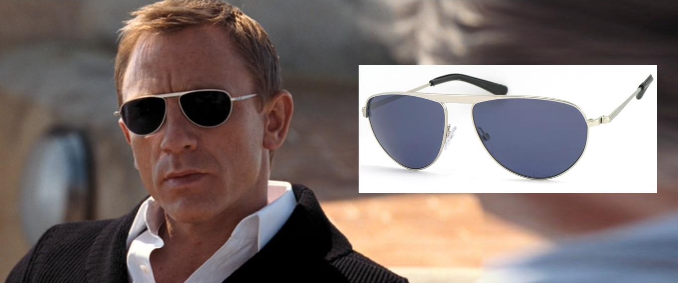 Daniel Craig nosi Tom Ford naočare za sunce