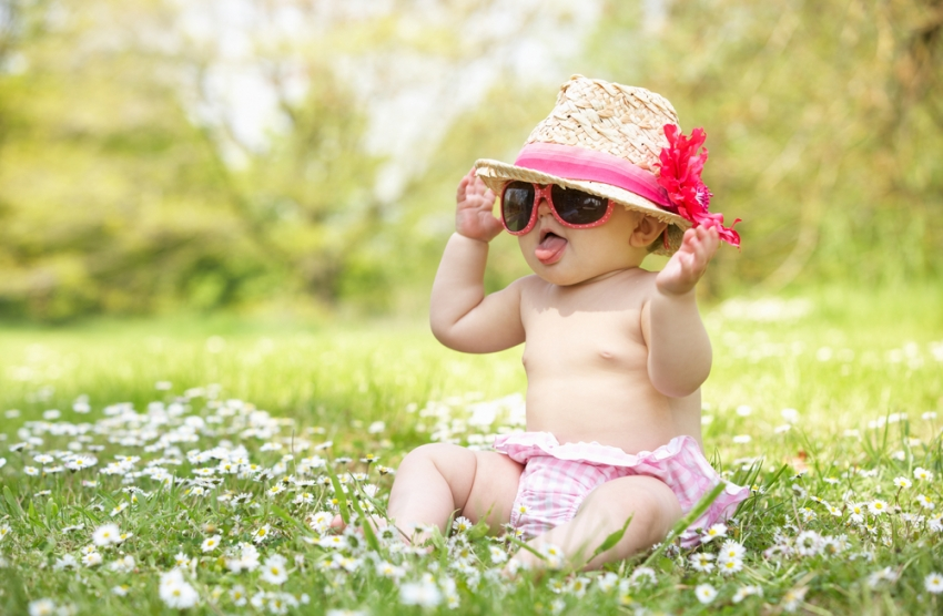 Naočare za sunce sa UV zaštitom za decu