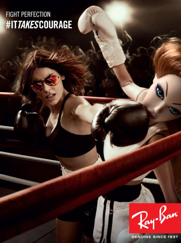 Ray Ban FIGHT PERFECTION RB3025 002/4W 58 naočare za sunce