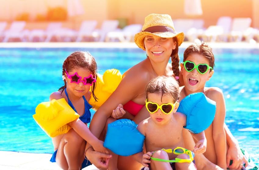 Naočare sa UV zaštitom za celu porodicu