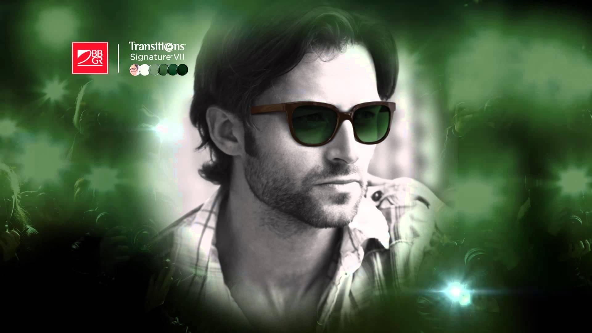 Foto green Crizal Tranzition naočare
