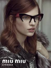 Miu Miu mačkaste ženske dioptrijske naočare