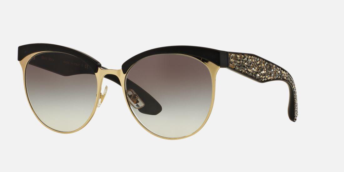 Miu Miu SN MU54QS 1B00A7 56 ženske naočare za sunce